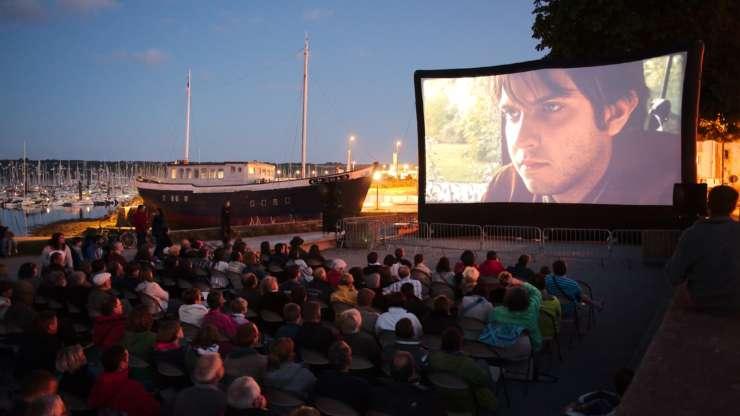 Cinéma en plein air – 18 Juillet