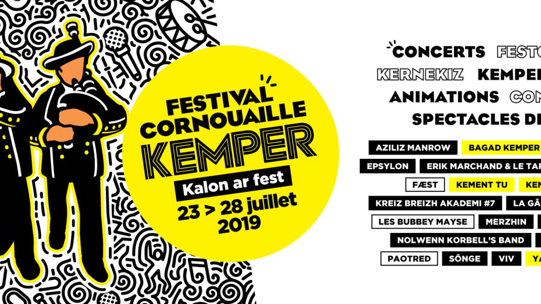 Festival de Cornouaille 2019