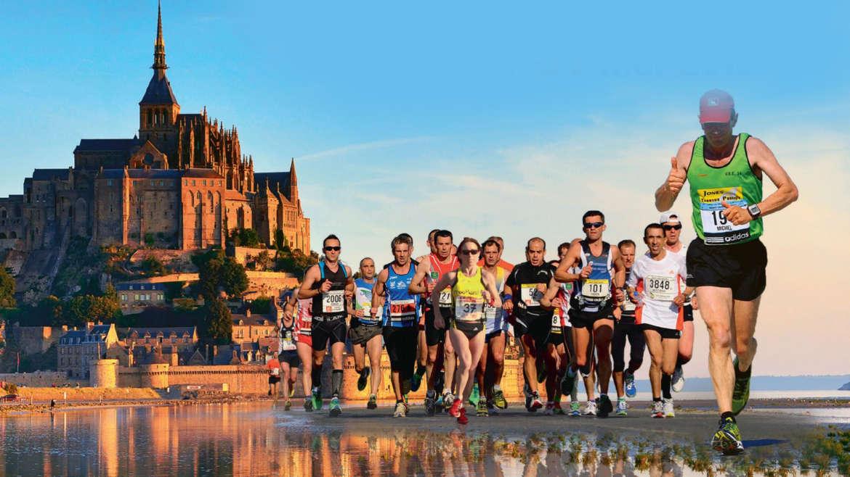 Marathon du Mont Saint‑Michel/ Mai 2020